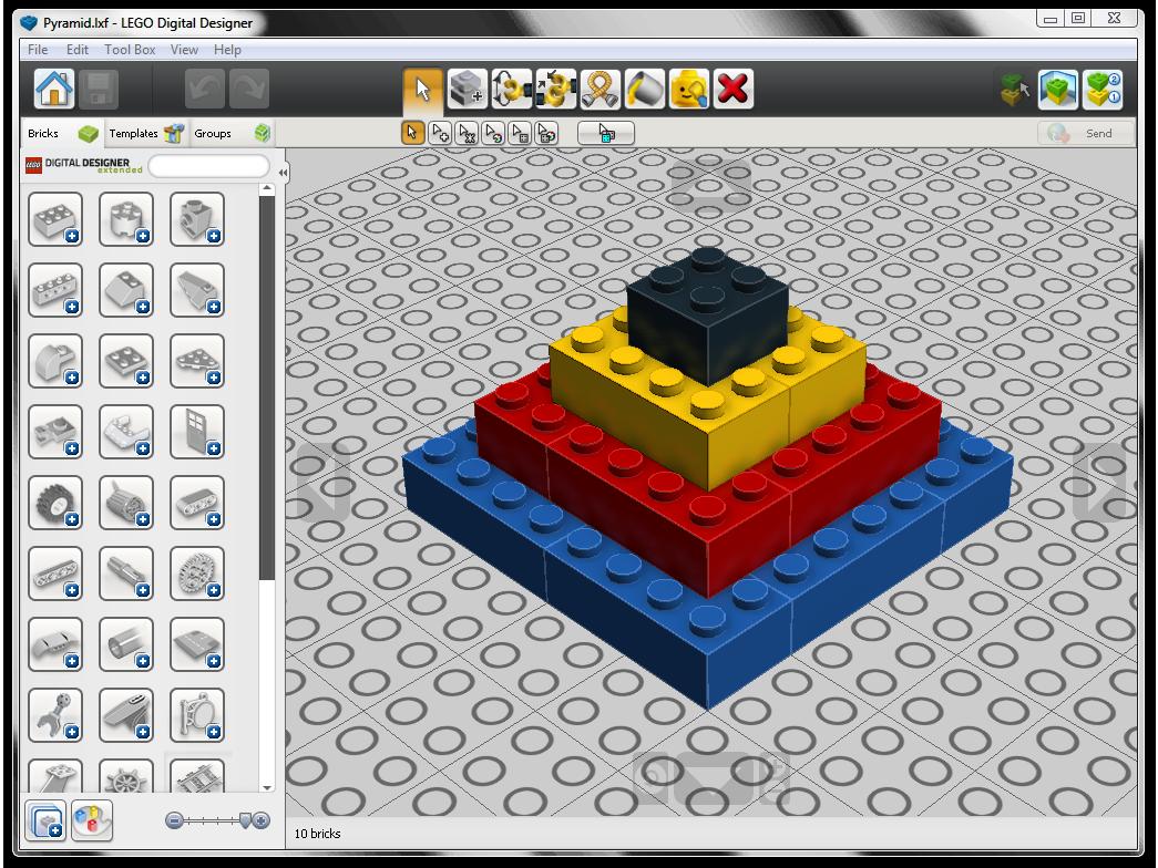 Лего диджитал дизайнер картинки