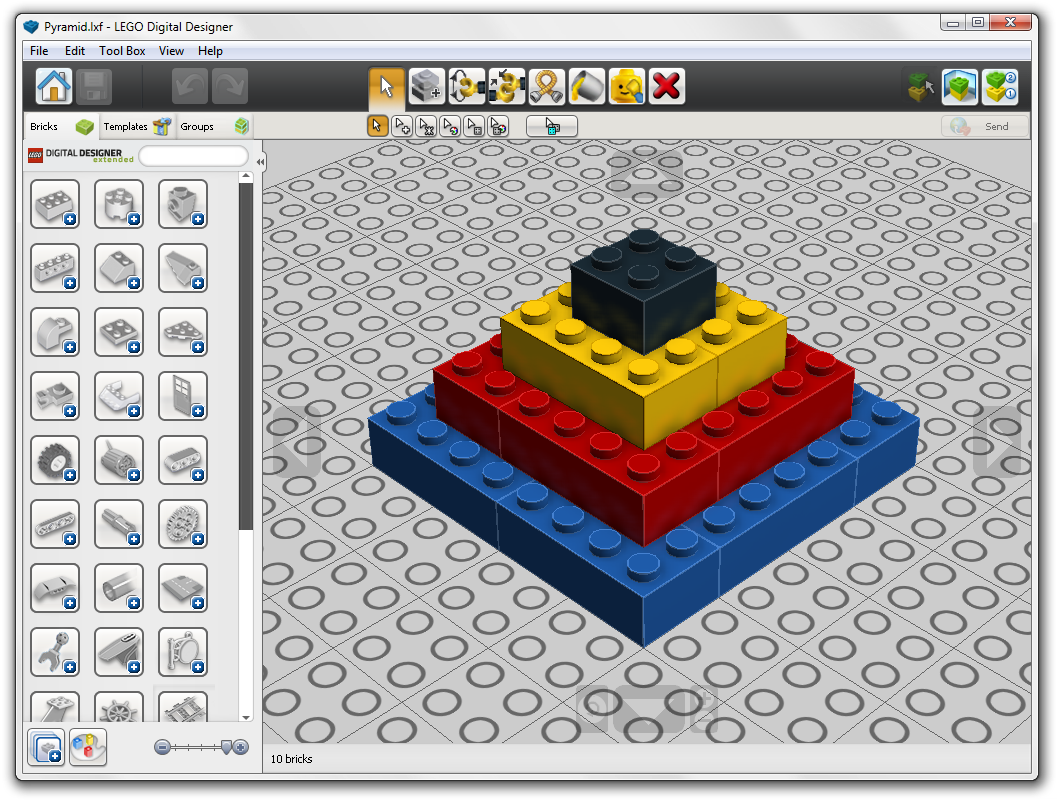 File lego digital designer wiki for Digital blueprint maker