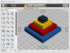 LEGO Digital Designer window.png