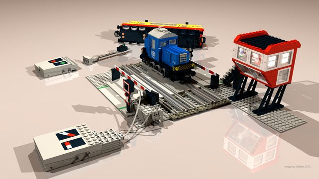 Collection of 12V Train Parts.jpg